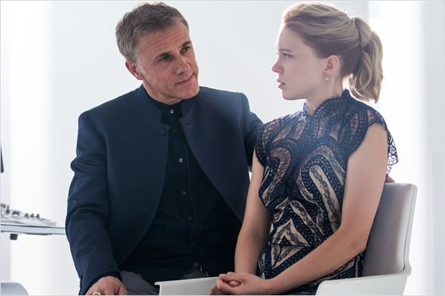 007 Spectre : Photo Christoph Waltz, Léa Seydoux