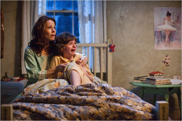 Conjuring : Les dossiers Warren : Photo Joey King, Lili Taylor