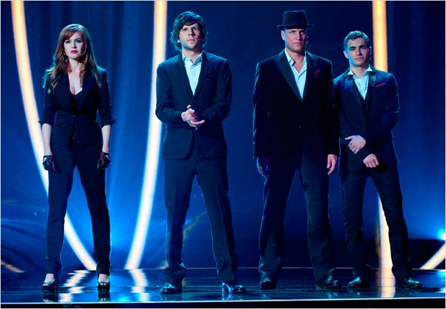 Insaisissables : Photo Dave Franco, Isla Fisher, Jesse Eisenberg, Woody Harrelson