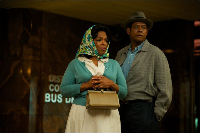 Le Majordome : Photo Forest Whitaker, Oprah Winfrey