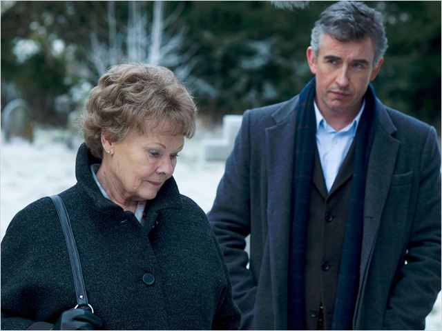 Philomena : Photo Judi Dench, Steve Coogan