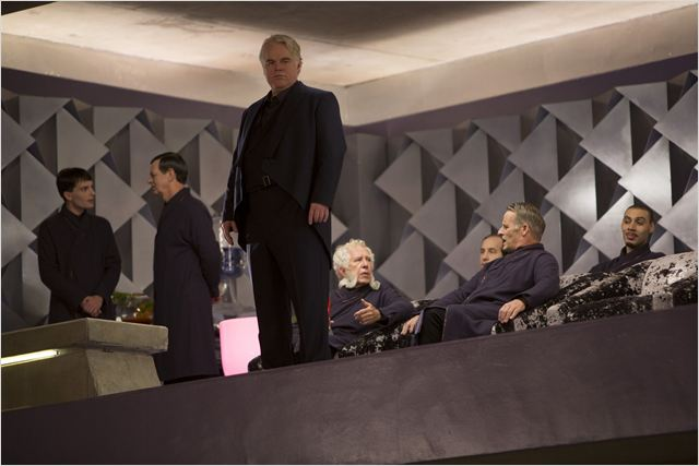 Hunger Games - L'embrasement : Photo Philip Seymour Hoffman
