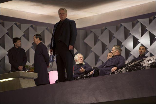 Hunger Games - L'embrasement : Photo Philip Seymour Hoffman