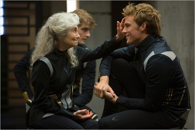 Hunger Games - L'embrasement : Photo Lynn Cohen, Sam Claflin