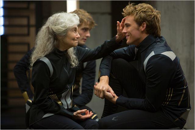 Hunger Games - L'embrasement : Photo Lynn Cohen, Sam Claflin