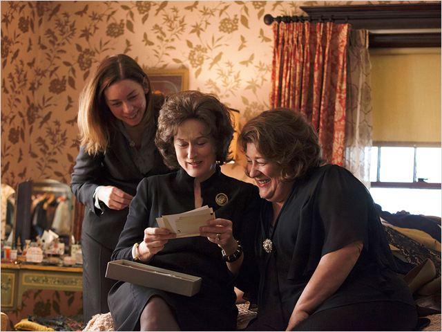 Un été à Osage County : Photo Julianne Nicholson, Margo Martindale, Meryl Streep