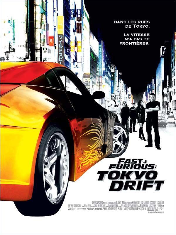 [UD] [DVDRiP] Fast & Furious : Tokyo Drift