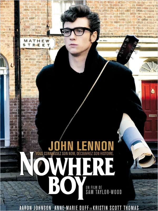 Nowhere Boy [DVDRiP]