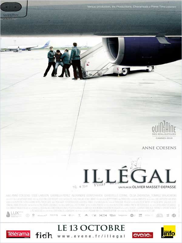 [Multi] Illégal [FRENCH DVDRiP]