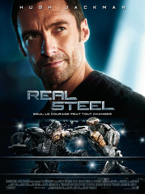 """Affiche du film """"Real Steel"""""""