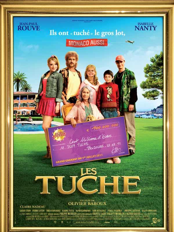 """Affiche du film """"Les Tuche"""""""