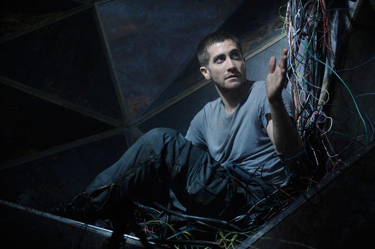 Colter Stevens (Jake Gyllenhaal) ne comprend pas ce qu'il fait dans ce caisson