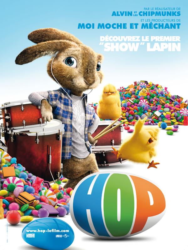 """Affiche du film """"Hop"""""""