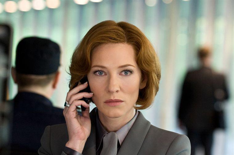 Marissa Wiegler (Cate Blanchett) apprend avec stupéfaction et inquiétude que son ancien collègue à la CIA, Erik, vient de donner signe de vie...