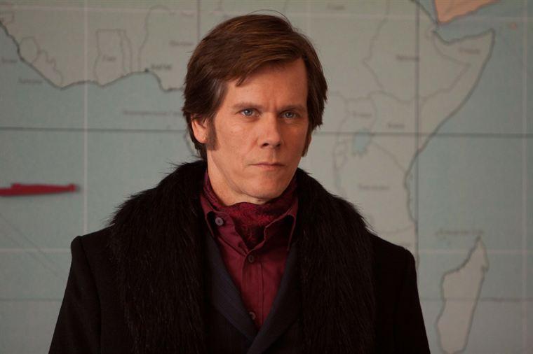 Sebastian Shaw (Kevin Bacon) ne pense qu'à une chose : exterminer les humains