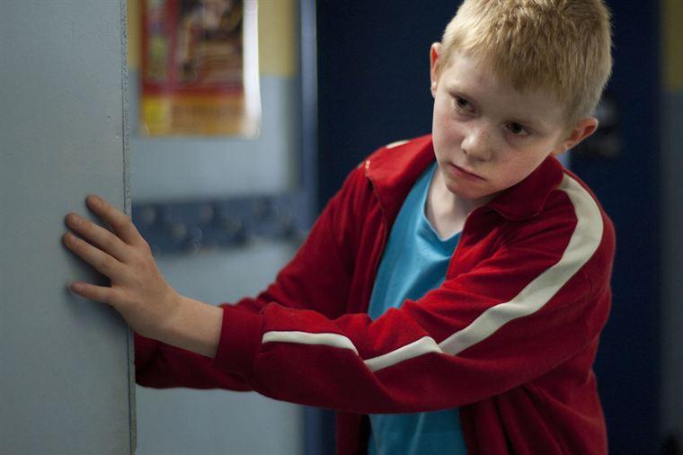 Cyril (Thomas Doret), gamin paumé à la recherche de son père
