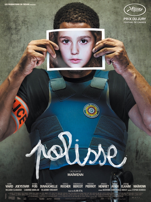 "Affiche du film ""Polisse"""