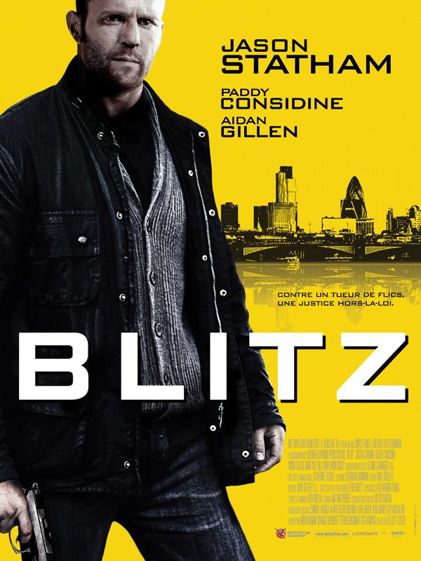 affiche de Blitz