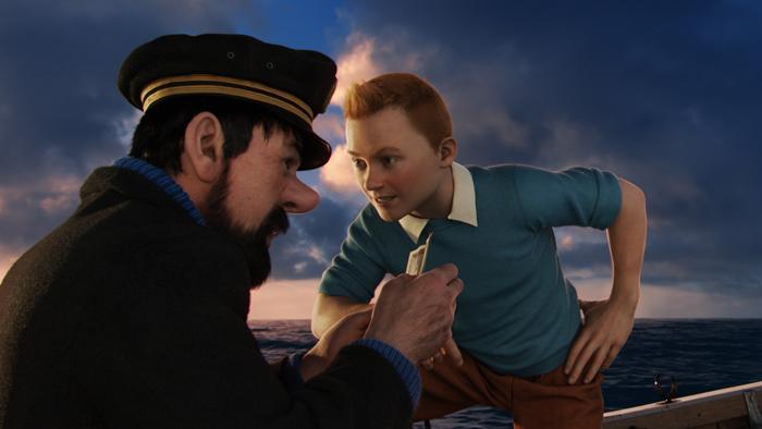 Tintin 3D Secret de la Licorne