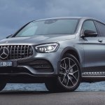 2020 Mercedes Amg Glc 43 Coupe Papel De Parede Hd Plano De Fundo 1920x1080 Id 1070116 Wallpaper Abyss