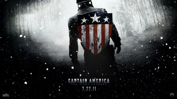 Risultati immagini per captain america il primo vendicatore wallpaper