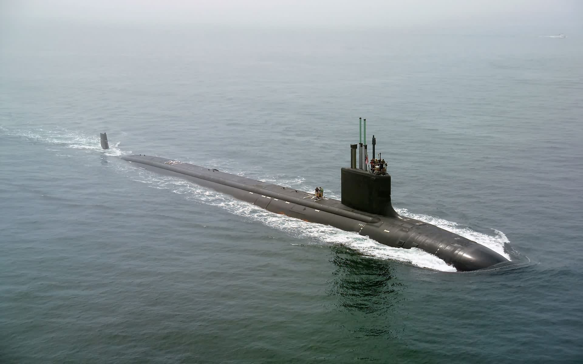 virginia class submarine hd wallpaper | hintergrund