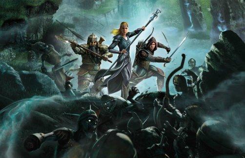 Resultado de imagem para lord of the rings war in the north wallpaper