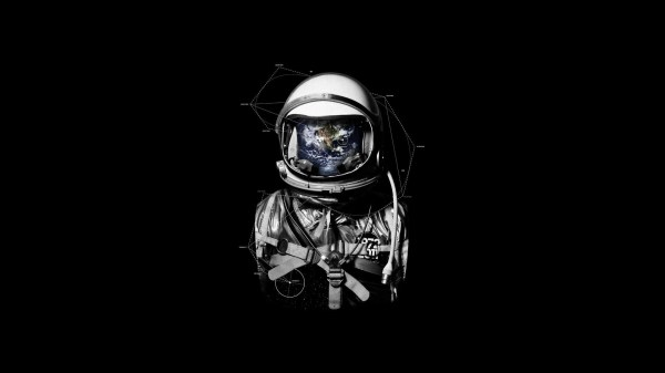 Astronaut HD Wallpaper | Background Image | 1920x1080 | ID ...