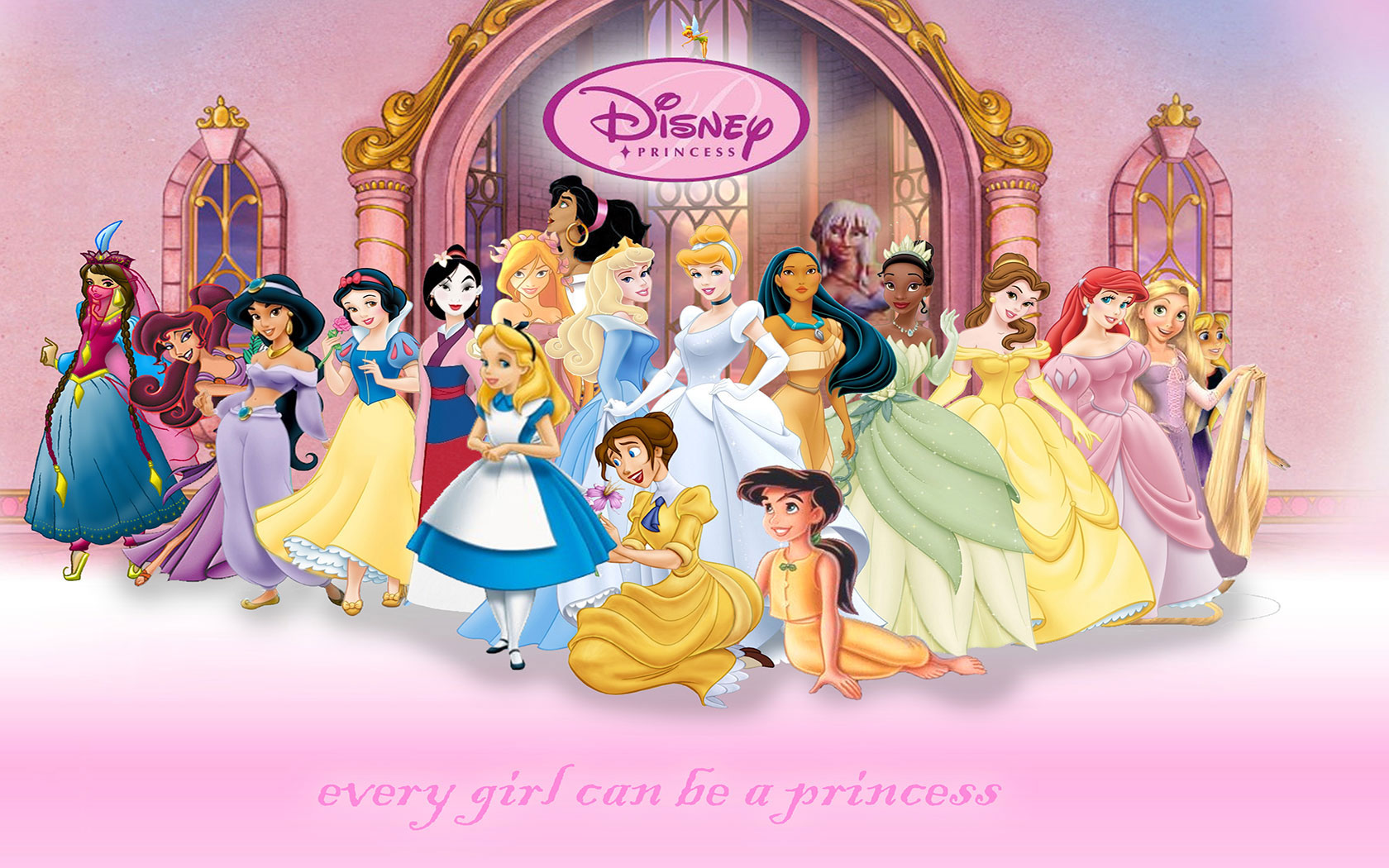 8 Disney Princesses HD Wallpapers Backgrounds