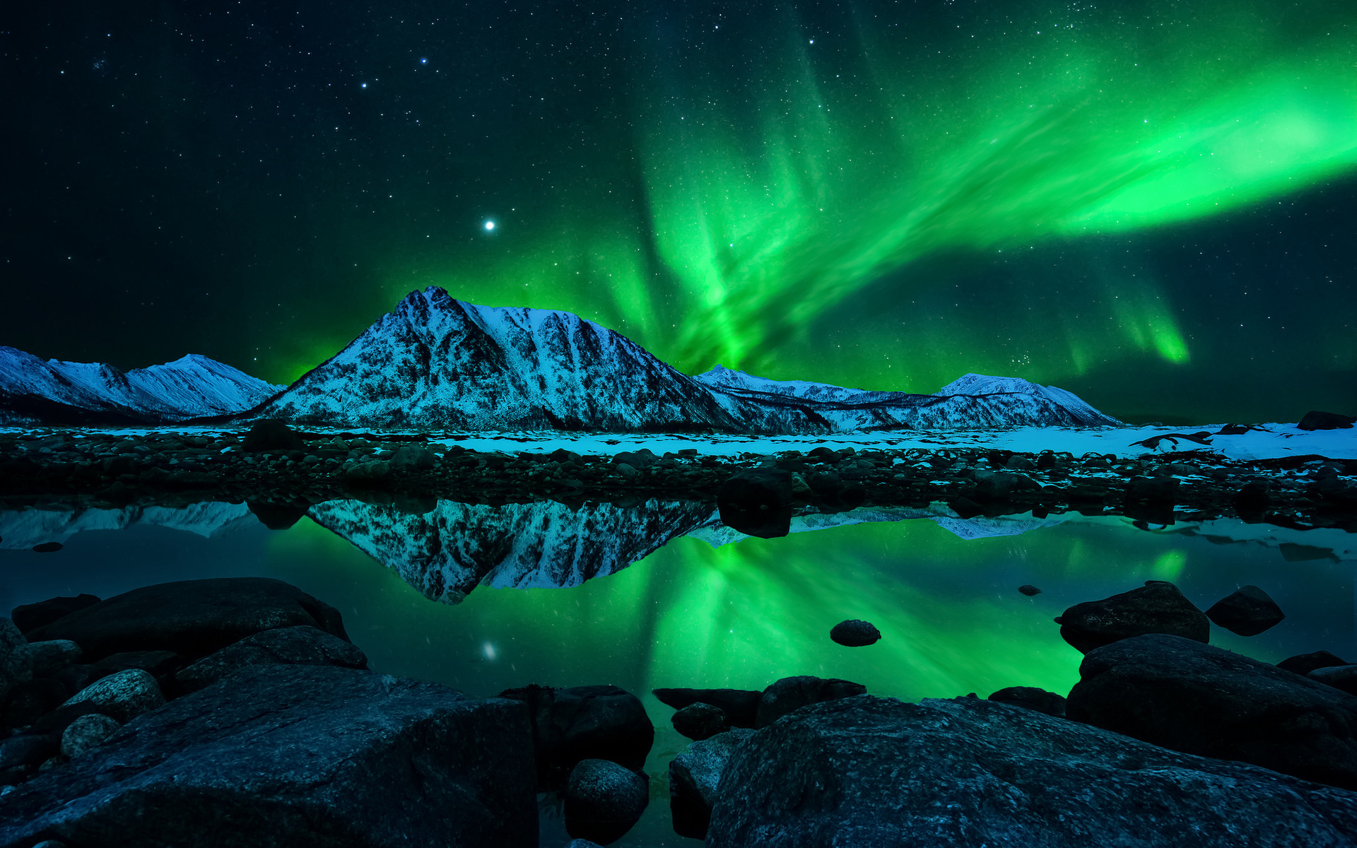 Northern Lights Desktop Wallpaper