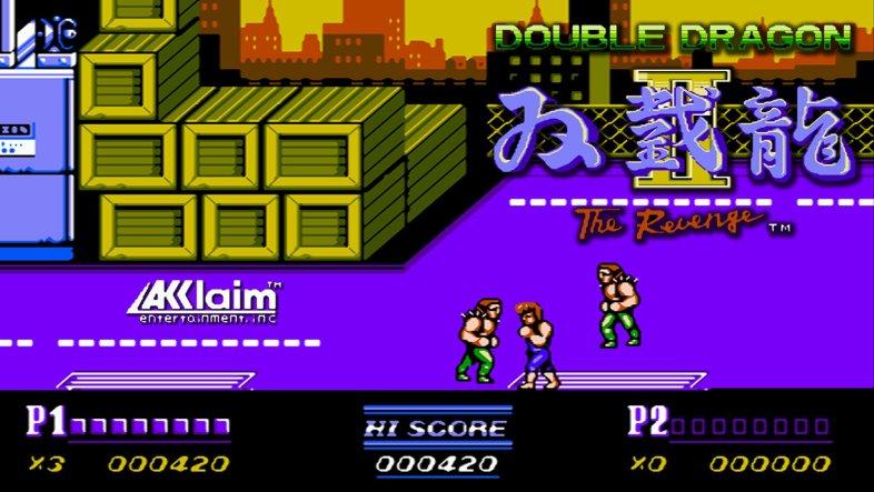 Resultado de imagem para Double Dragon 2: The Revenge
