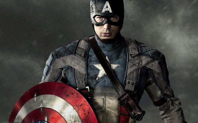 Resultado de imagen para capitán américa el primer vengador