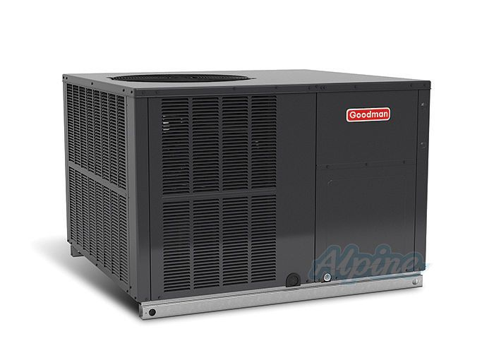 Goodman GPH1442M41 3 5 Ton 14 SEER Self Contained Packaged