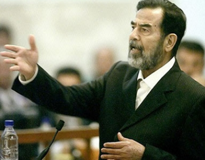 بديع عارف: صدام رفض عرضا إسرائيليا بالغاء الاعدام شرط التخلي عن فلسطين
