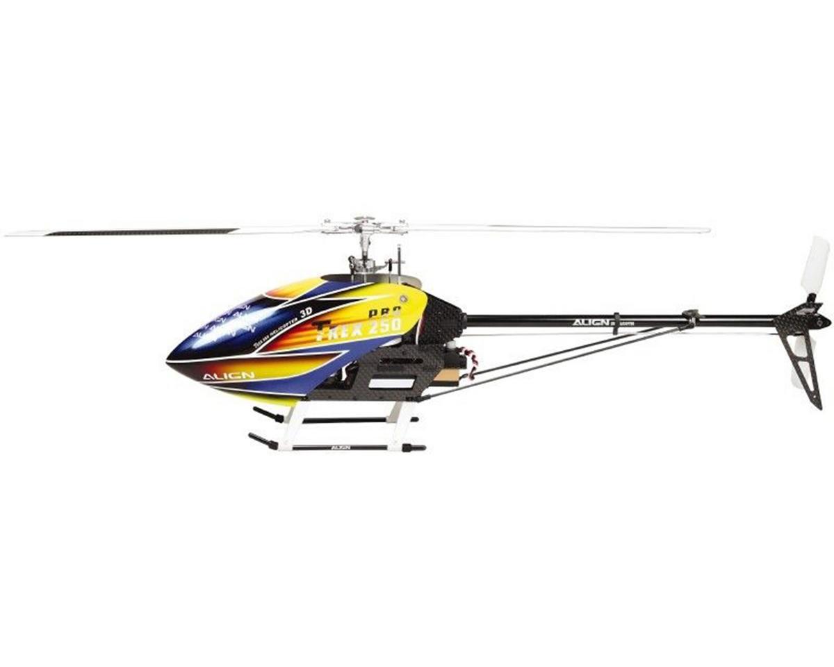 Align T Rex 250 Pro Dfc Combo Helicopter Kit W Motor Esc
