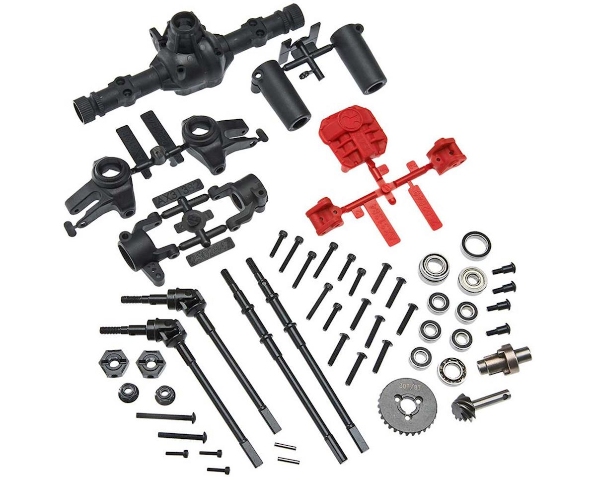 Axial Ar44 Complete Locked Axle Set Build Front Or Rear Axi Rock Crawlers