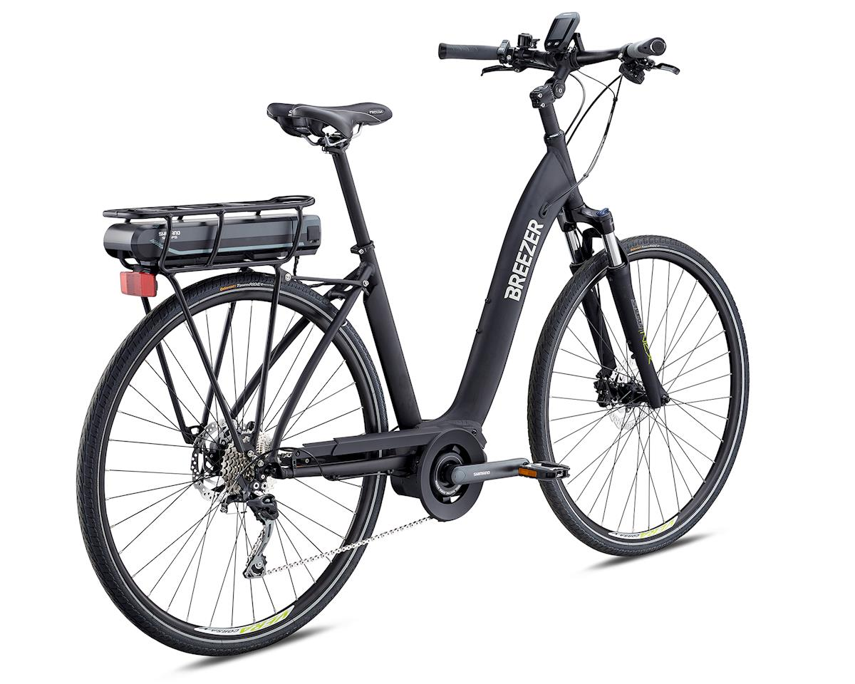 Breezer Greenway Ls Usa E Bike Satin Black L