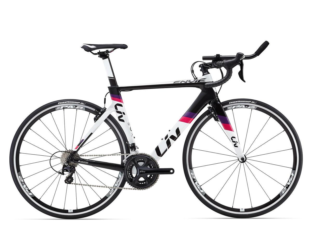 Liv Giant Envie Advanced 2 Tri Women S Aero Bike