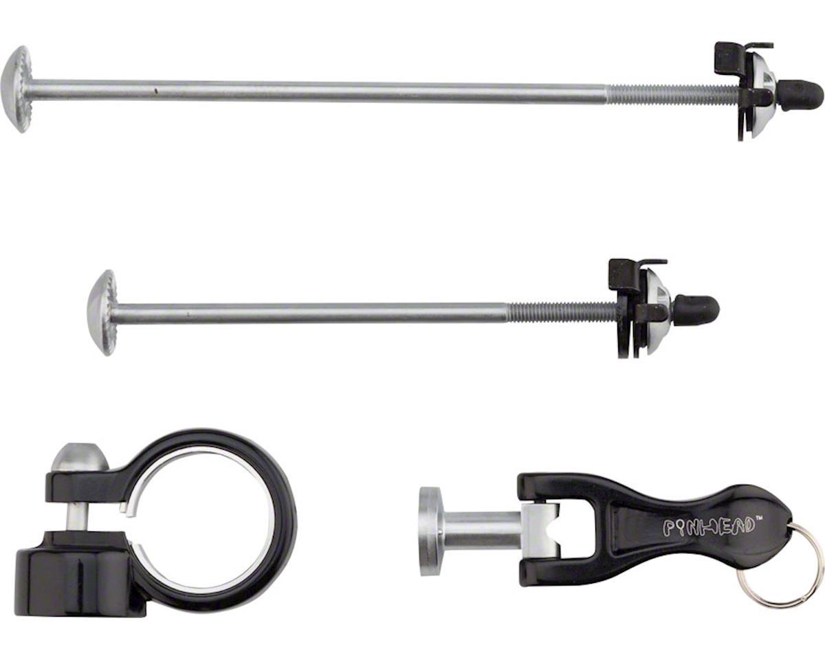 Pinhead 3 Pack Lockset Wheel Skewer Set Seat Ph 111 Accessories