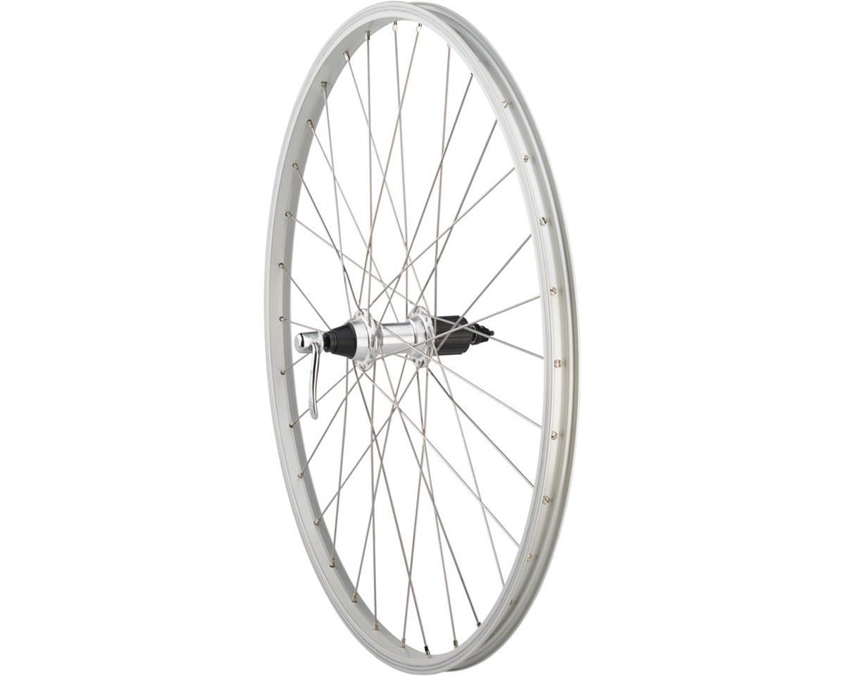 Quality Wheels Value Series Silver Mountain Rear Wheel 26