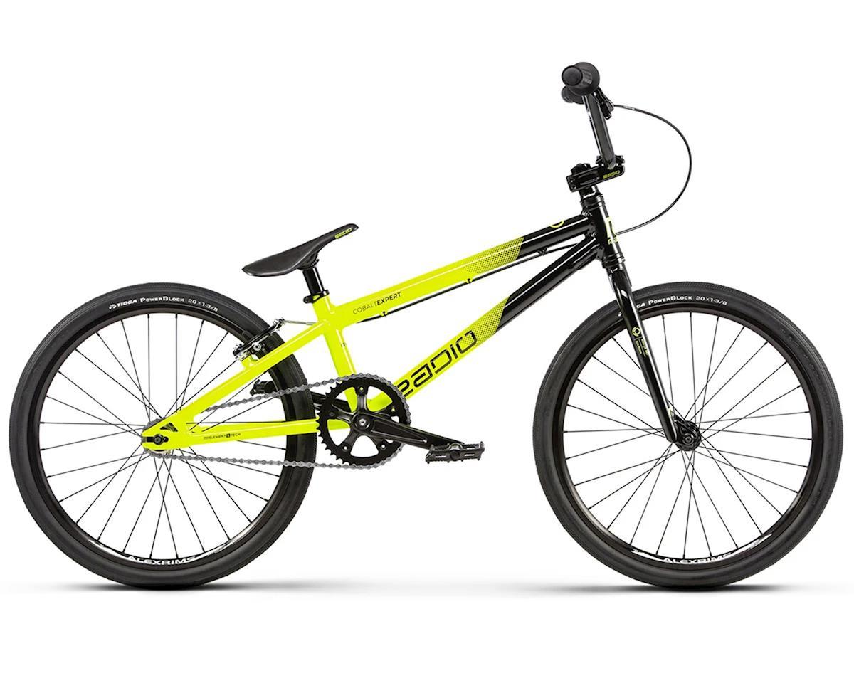 Radio Raceline Cobalt Expert Bmx Race Bike 19 5 Toptube