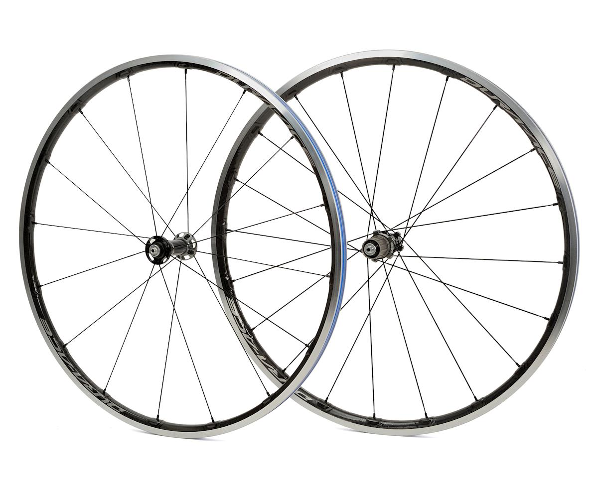 Shimano Dura Ace Wh R C24 Cl Clincher Road Wheelset 11 Speed Ewhr C24frec