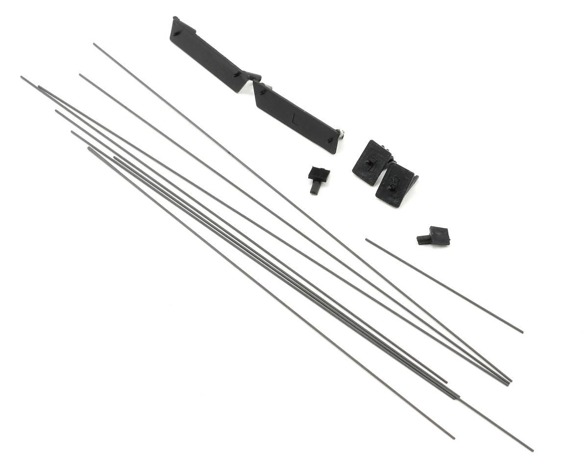 E Flite Carbon Rod Set Umx Beast Eflu