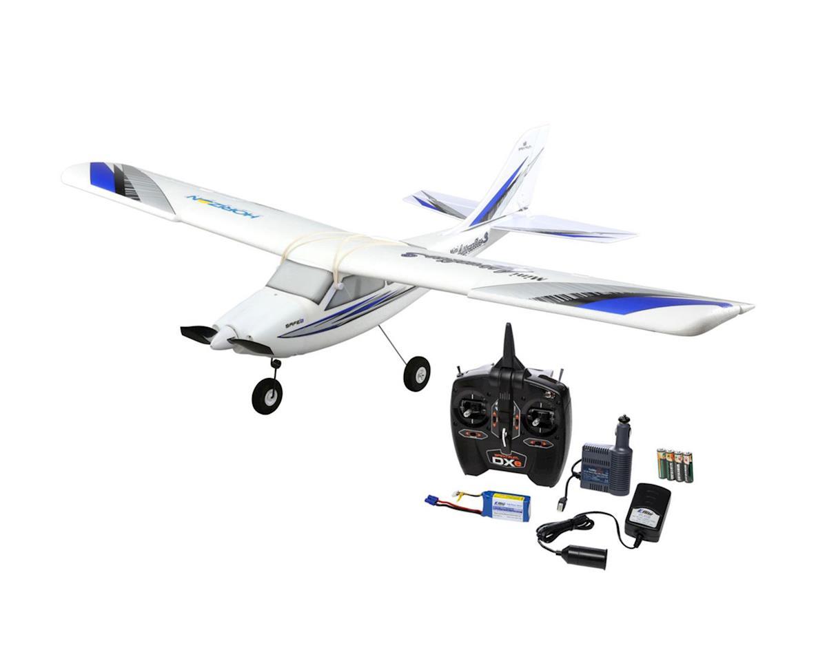 Hobbyzone Mini Apprentice S Rtf Electric Airplane Mm