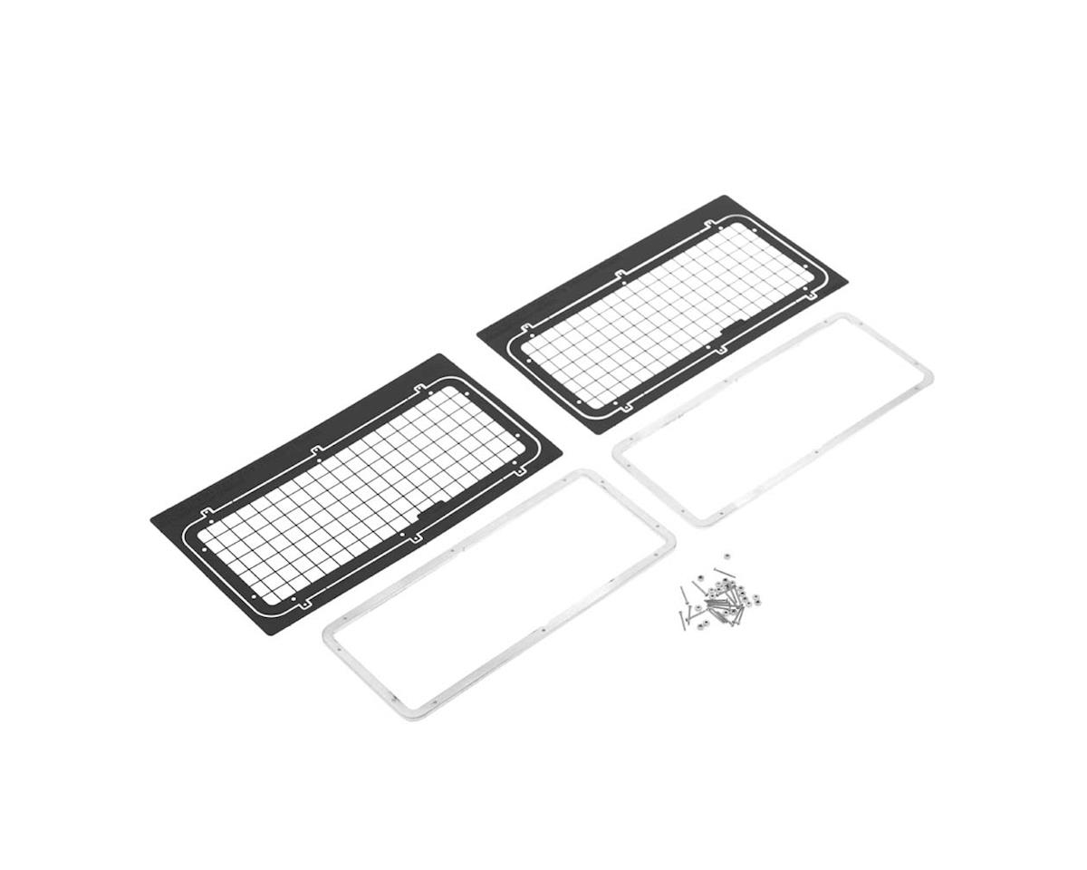 Rc4wd Side Window Guard Pair Land Rover Defender D9