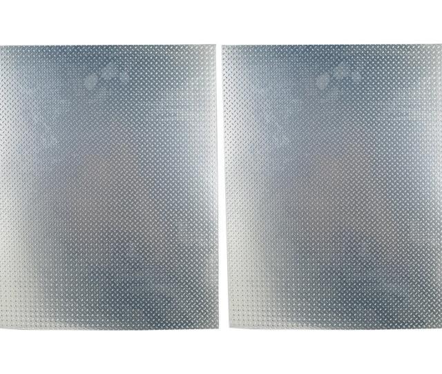 Rc4wd Scale Aluminum Diamond Plate Sheet 2 Rc4zs0533 Rock Crawlers Amain Hobbies
