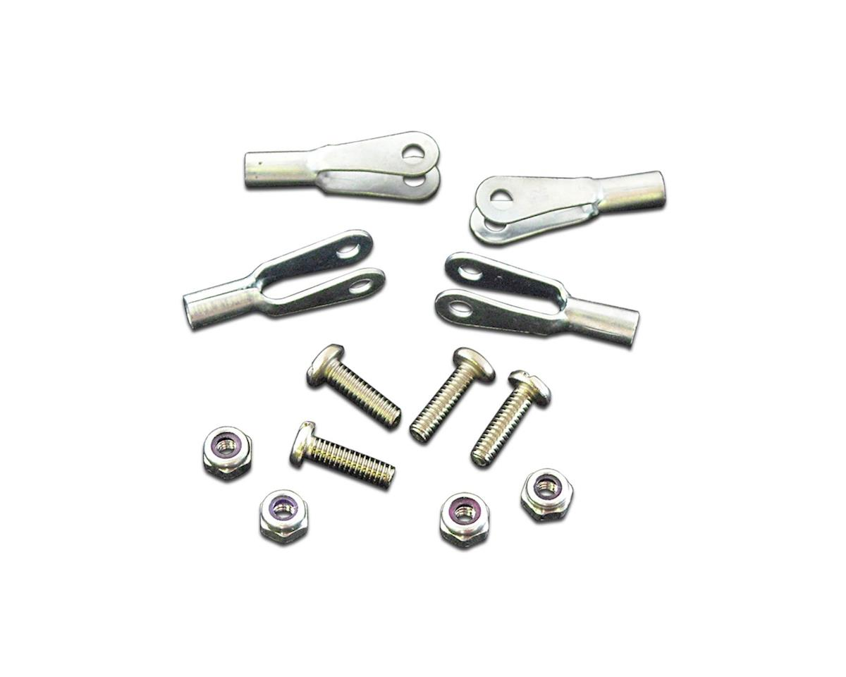 Robart 2 56 Rod Ends W Screws Amp Nuts Rob334