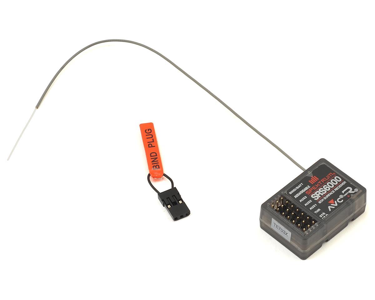 Spektrum Rc Srs Dsmr 6 Channel 2 4ghz Surface Receiver