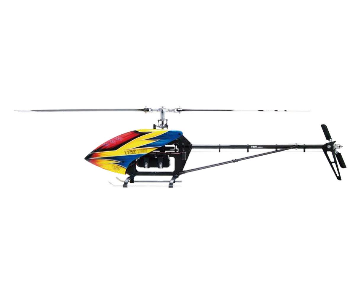 Tsa Model Infusion 700e Platinum Helicopter Kit