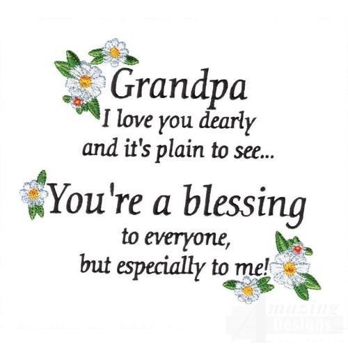 Grandpa Poems And Quotes. QuotesGram